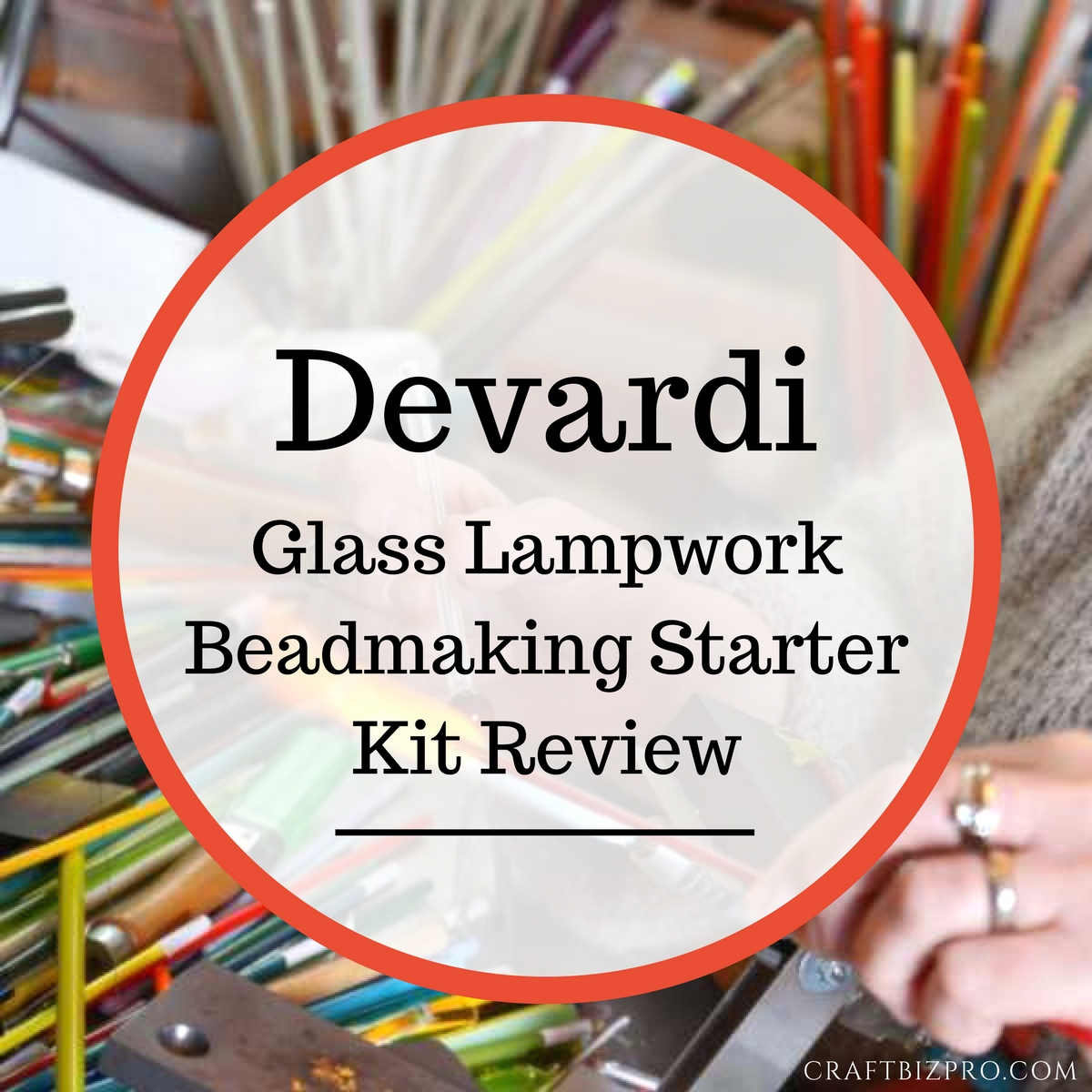 Devardi Glass Lampwork, Beadmaking Starter Kit – Basic Review