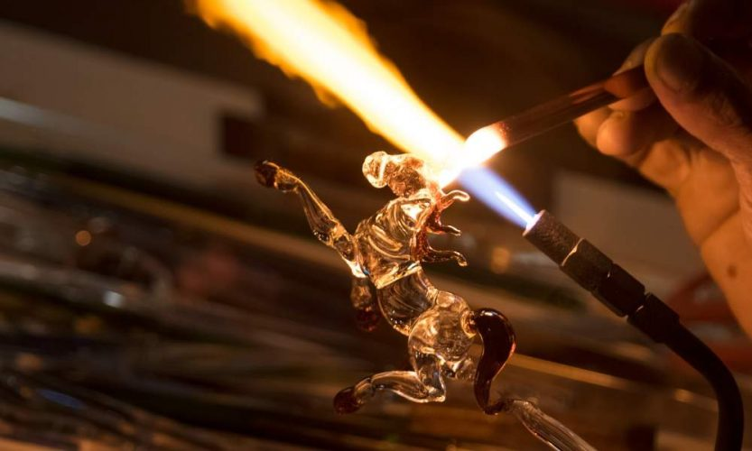 The Art of Glassblowing