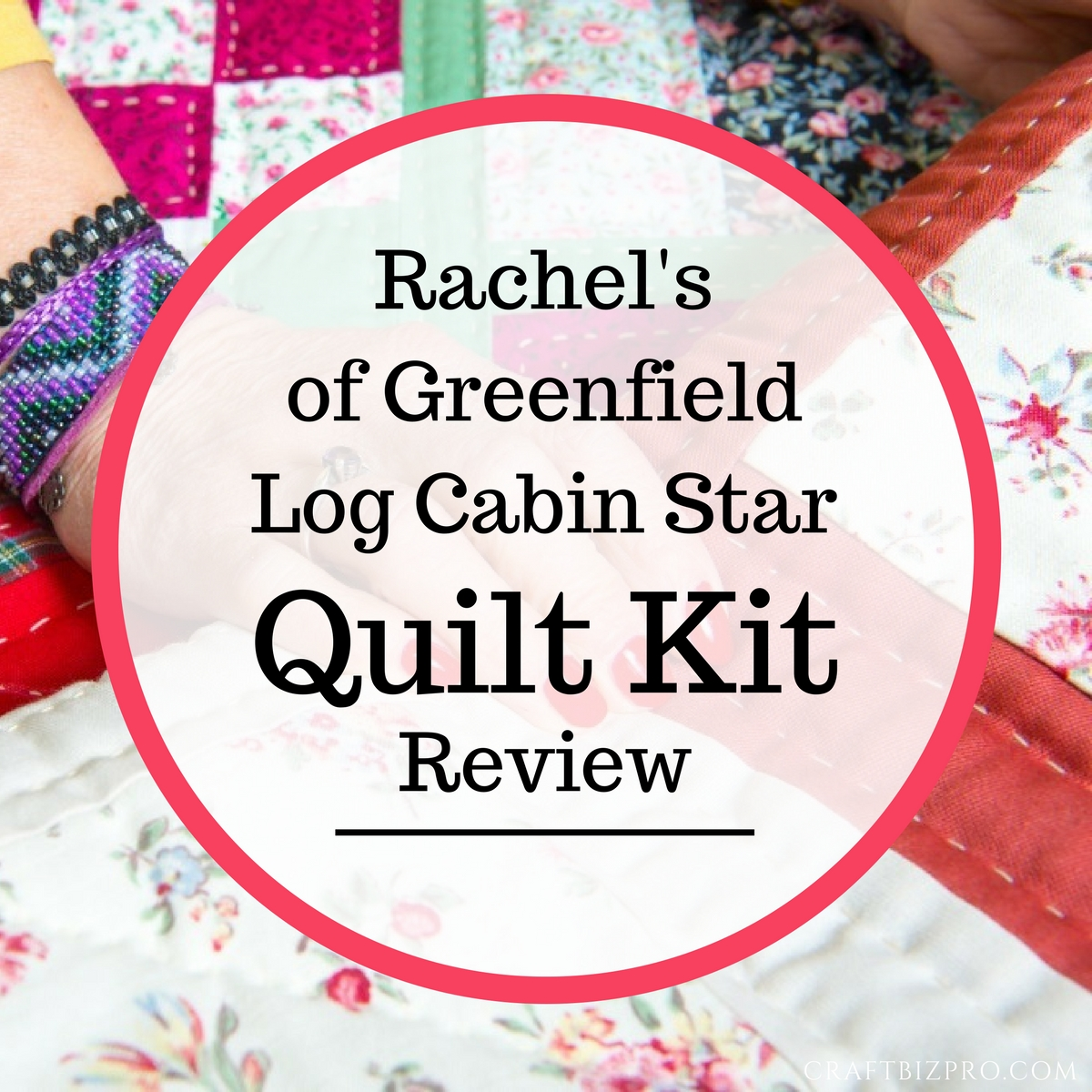 Rachel's Of Greenfield Log Cabin Star Wall Hanging Quilt Kit Review